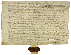 Owain Glyn Dŵr letter in Latin to king Charles VI of France
